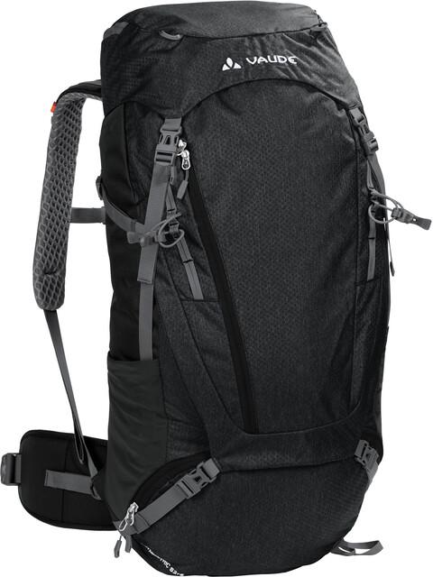 VAUDE Asymmetric 52+8 Backpack black